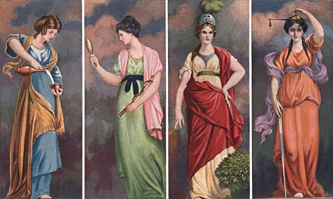 Stoicism | The Four Virtues